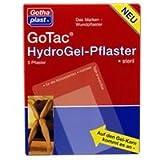 GOTAC HydroGel-Pflaster 7x10 cm steril 10St.