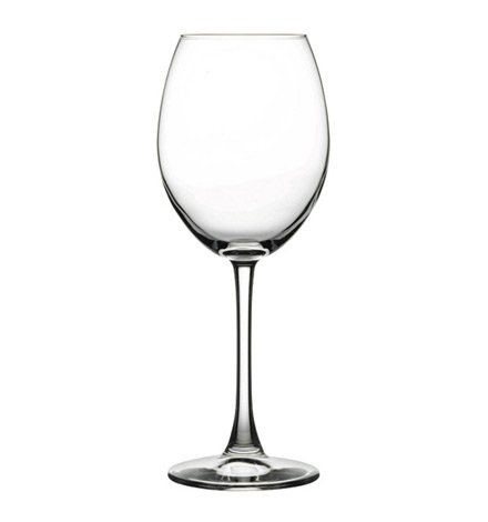 Pasabahce Enoteca Red Wine Glass Set, 440ml, Set of 2, Clear