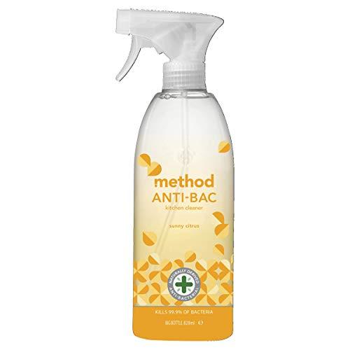Method | Nettoyeur de cuisine - Anti Bac - Sunny Citrus| 1 x 828ml
