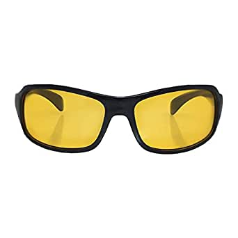 LUMONY Day and Night HD Vision Anti-Glare UV Protected Polarized Unisex Sunglasses for Car Drivers