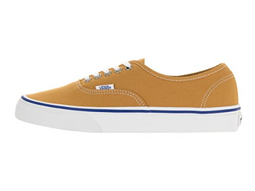 Vans Authentic Scarpe da Ginnastica Basse Unisex Adulto Amber gold/true white