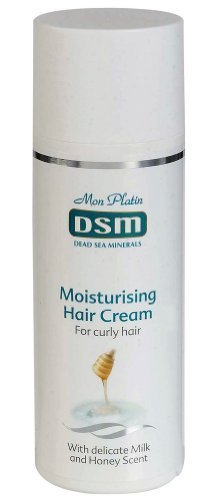 Mon Platin DSM Moisturizing and Nourishing Hair Cream - With Delicate Milk & Honey Scent 400ML 14.08FL.oz