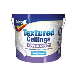 Polycell Textured Ceilings Ripple Effect 2.5L