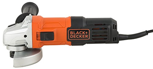 Black+Decker G650-IN Angle Grinder (Black)