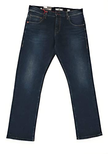 MUSTANG Herren Jeanshose Chicago Comfort High Tapered 1003634-5000 - 803Jeans Hose