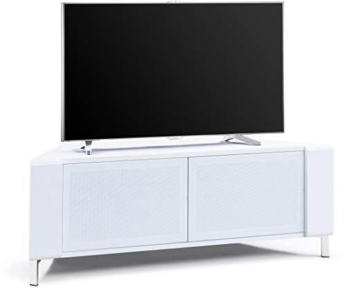 Porta Tv Lcd Vetro.Porta Tv In Vetro Trasparente Con Supporto Tv Per Led E Tv Lcd Con