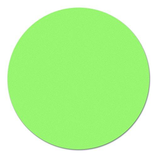 Legamaster 7–253604–Tarjetas de moderación círculos 190mm, 250unidades), color verde