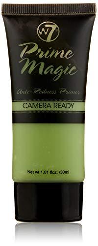 W7 Prime Magic Prebase de Maquillaje Anti-Rojez - 30 ml