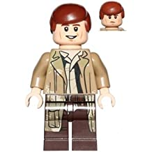 Lego Star Wars Han Solo (Endor Outfit) New out of Set 75094