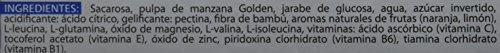 Infisport - ND3 Solid Leucina+, Barritas Energéticas, Sabor Cítrico, Caja con 21 Barritas