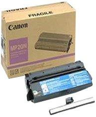 Preisvergleich Produktbild Canon Toner Cartridge MP 20N (3708A006) 1x 1500g für MP 50,  60,  70,  80,  90