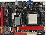Biostar N68S3B Mainboard Sockel AMD GF7025 AM3 Phenom II Mikro ATX