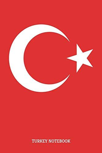 Ankara Türkei (Turkey Notebook: Türkei Reise Logbuch   Türkiye Notizbuch   Ankara   Istanbul   Ayildiz   Osmanli   Göktürk   Osmanisch   Tagebuch Türkische Flagge Journal - 120 Linierte Seiten Notizblock)