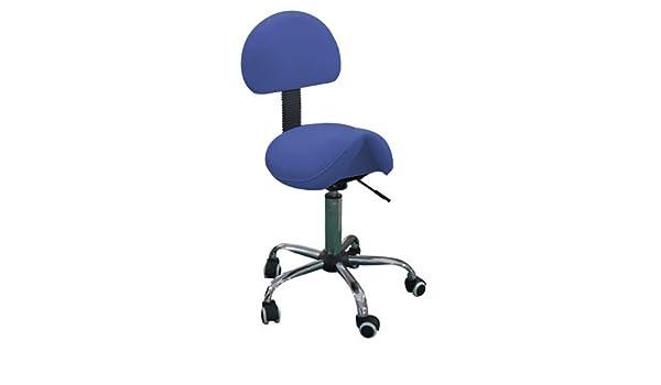 Mari lifestyle sgabello massaggio sella con sedile e schienale