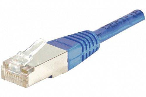 Dexlan 84230425Ft CAT6RJ45FTP Patch-Kabel-Blau -