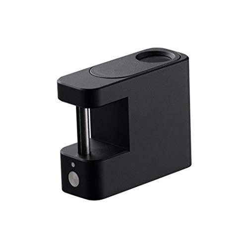 NanNanio USB recargable, inteligente, sin llave, huella digital, bloqu