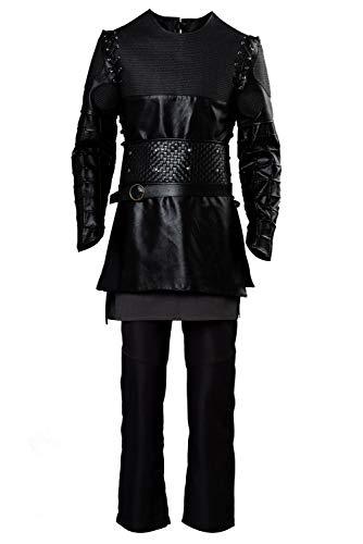 Vikings Ragnar Kostüm - MingoTor Vikings Ragnar Lothbrok Cosplay Kostüm