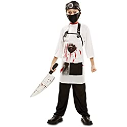 My Other Me Me-202373 Disfraz de Doctor Killer para niño, 7-9 años (Viving Costumes 202373