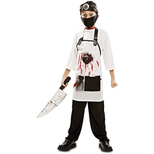 My Other Me Disfraz de Doctor Killer para niño, 10-12 años (Viving Costumes 202374)