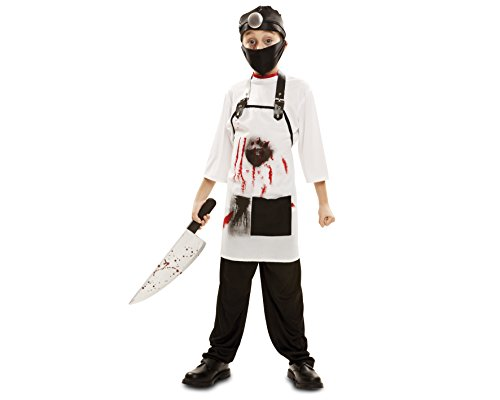 My Other Me Me-202373 Disfraz de Doctor Killer para niño, 7-9 años (Viving Costumes 202373)