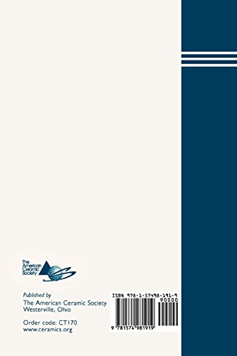 Melt Chemistry, Relaxation, and Solidification Kinetics of Glasses: Proceedings of the 106th Annual Meeting of The American Ceramic Society, ... Volume 170 (Ceramic Transactions Series)