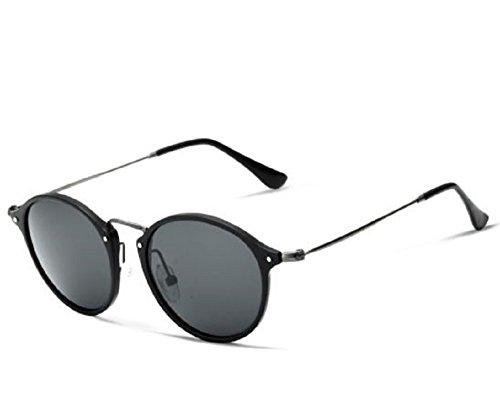 lunettes de soleil Polarized UV400 Sports Lunettes de soleil pour Outdoor Sports Driving Pêche Running Skiing Escalade Randonnée Convient pour les hommes et les femmes Vente bon marché (TJ-025) (F) krJB6doLE