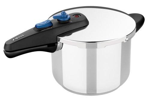 Monix VELOCE - Olla a presión rápida de 4 litros