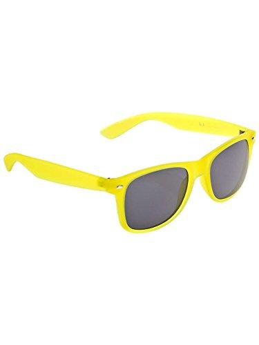 Herren Sonnenbrille MasterDis Likoma Glowing in The Dark Neon Yellow