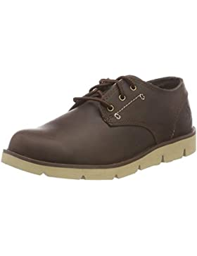 Timberland Radford, Zapatos de Cordones Oxford Unisex Niños