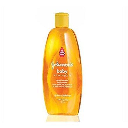 3 x Johnson & Johnson Johnsons Baby Shampoo keine Tränen mehr/ mildes shampoo/ je 300 ml