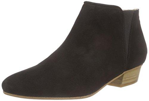 Marc Shoes Isabel, Bottes Chelsea courtes, doublure froide femme Noir - Schwarz (black 100)