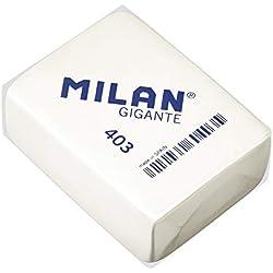 Milan CMM403 - Pack de 3 gomas de borrar