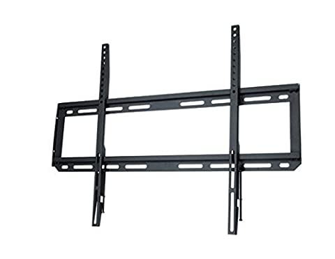 'Phoenix phtv9460b Flat Fixed Wall Bracket for TV screen (Up To 65 Kg, Distance to Wall 2.5 cm, from 32) Black