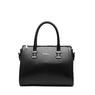 Damenmode PU Leder Schulter Messenger Bags/Handtasche Tote Sky Blue