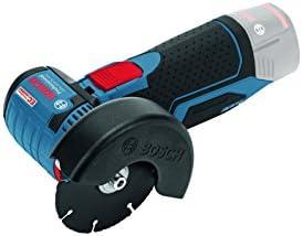 Bosch GWS 10,8-76 V-EC Professional - Rallador con Tecnología De Litio: Gama 10,8 V