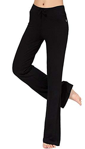 Superweiche modale Spandex Yoga Pilates Hose Hose Yoga Unique Ladies 14 Colors Pluderhose Bloomers Pluderhose Bequeme weiche modale Yoga Hose Stretch Sport Aladinhose Fitness Lounge Women - Modal Lounge-hose