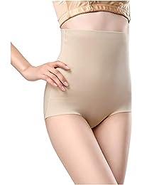 e935c7dc46dee Trifolium Womens High-Waist Smooth Shapewear Waist Butt Shaper Lifter Tummy  Control Waist Cincher Panties