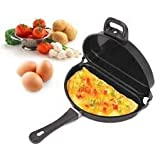 Cpixen Non-Stick Folding Omelet Pan