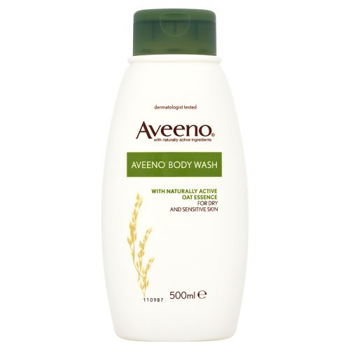 Aveeno, Bagnoschiuma con essenza di avena, 500 ml