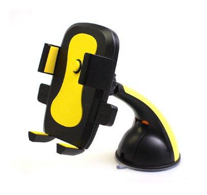 inShang Handyhalterung Auto mit 360°drehbar Kfz Windschutzscheibe oder Armaturenbrett GPS Handyhalter für Apple iPhone 7/7plus, 6/6Plus etc, Samsung Galaxy S6/ S5/S4/S3 Etc., usw.