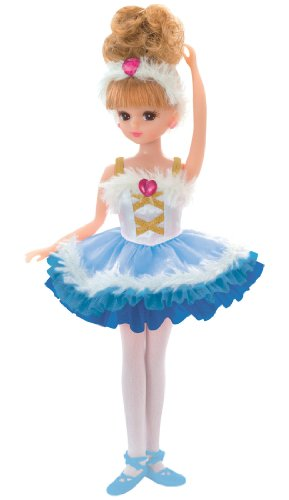 Competition of Rika-chan LW-11 ballet (japan import)
