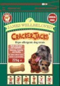 James Wellbeloved Cereal Free Crackerjacks Lamb 225g from James Wellbeloved