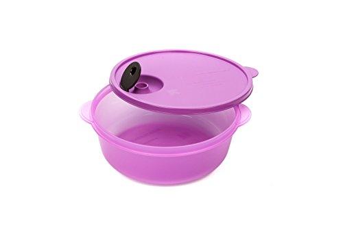 Signoraware Micro Delight Plastic Magic Bowl, 1.5 Liters/120mm, Purple