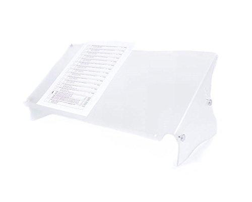 Dataflex 49.410 / S Ergo Doc Dokumenten halter HV, transparente