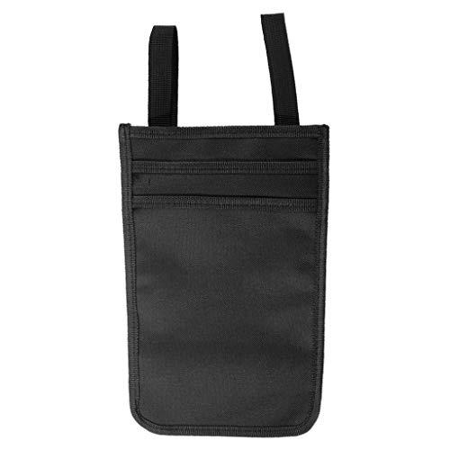 Besttse Gehstock, hängende Tasche, Tasche für gebrochene Beine, medizinische Unterarmgehstützen, Handyflasche, Aufbewahrungstaschen, ergonomisches Zubehör