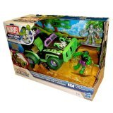 playskool-heroes-adventures-mud-stormin-4x4-con-hulk-e-silver-surfer-action-figure