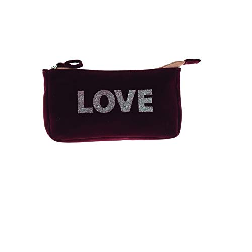 Incidence, TROUSSE MAQUILLAGE VELOURS - Love - rouge