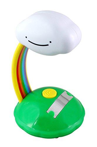 Regenbogen Tischlampe mit Projektion PVC (Dash Licht Rainbow)
