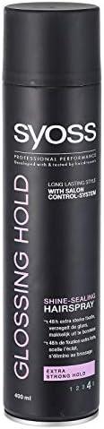 Syoss Hair Spray Glossing, 400 ml