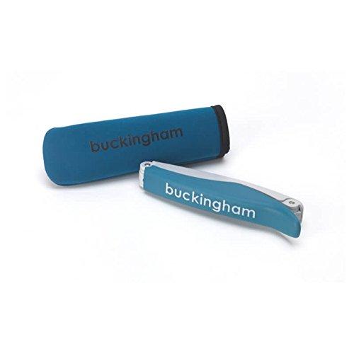 Buckingham Pocket Easywipe Abwischhilfe Scheibenwischer mit Soft Touch Carry Tasche. Falten Persönliche Hygiene Hilfe zur Unterstützung mit Wischen by Extending Ihre Reichweite für verbesserte Intimpflege. Griff und gibt WC-Gewebe ohne die Notwendigkeit ES ZU.